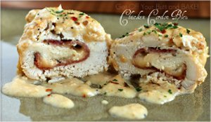 Elegant and Easy Chicken Cordon Bleu