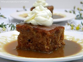 Old-Fashioned Sticky Toffee Pudding
