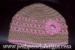 Pink Ribbon Chemo Beanie