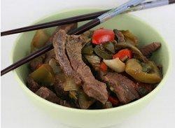 Slow Cooker Orange Beef Recipe