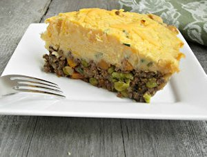 New and Improved Shepherd's Pie