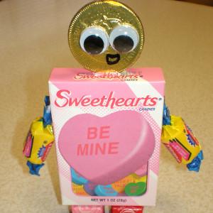 Boxy Candy Robots
