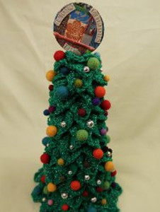 Crafty Christmas Tree