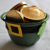 Treasured Hat Leprechaun Craft