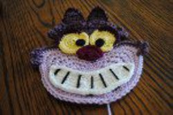 Cheshire Cat Applique
