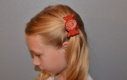 Candy Pick Hair Bows
