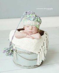 Pastel Pixie Hat