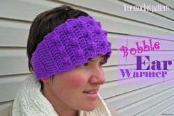 Bobble Ear Warmer