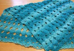 No Beginning Chain Egg Blanket