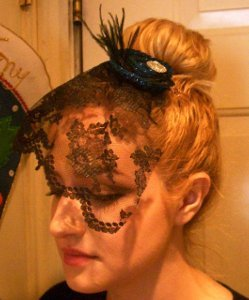 Fancy Fascinator Hat