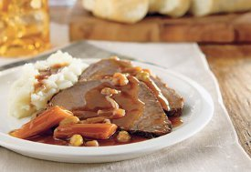 Slow Cooked German Sauerbraten