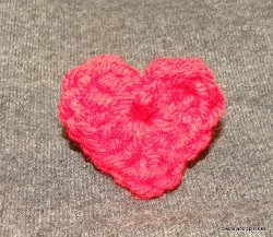 Easy Heart Applique