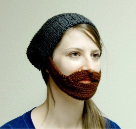 Bearded Hat Pattern