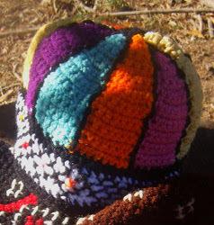 Circus Scrap Hat
