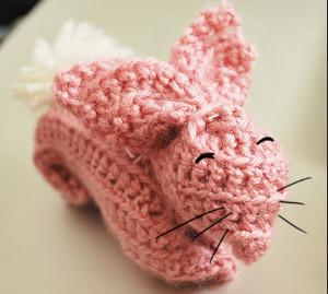 Crochet an Easter Bunny