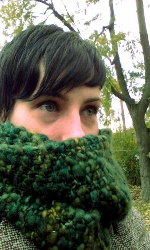 Bed of Moss Infinity Scarf