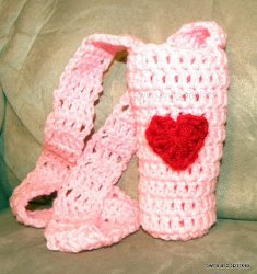 Lovable Water Bottle Cozy