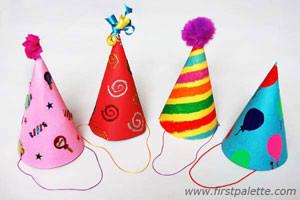 Birthday Hat Bonanza