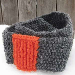 Orange Slice Cowl
