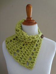 Key Lime Neck Wrap