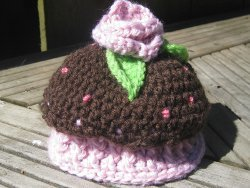 Yummy Cupcake Hat