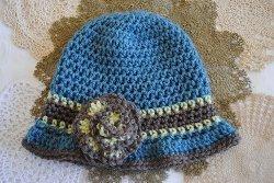 Spring Blossom Hat