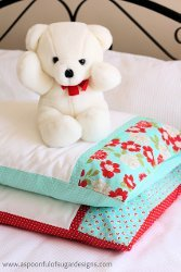 Pretty Patterned Pillowcases