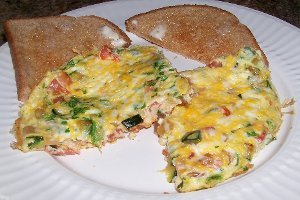 Morning Wakeup Frittata