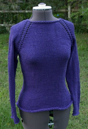 Одна неделя свитер