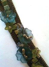 Tila Garden Bracelet Pattern