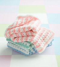 How to Crochet a Blanket for Infants and Toddlers
