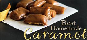 Best Homemade Caramel