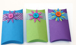 4 Step Pillow Boxes