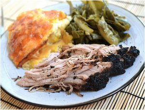Cheap and Easy Coffee Rubbed Pork Roast