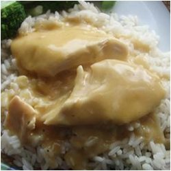 Dump and Go Cheesy Chicken
