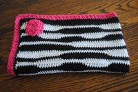 Cuddly Zebra Blanket