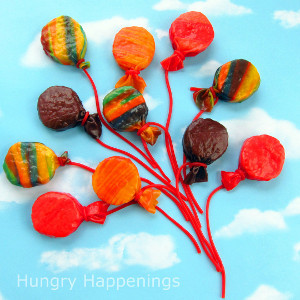 Poppin' Balloon Snacks