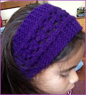 Easy Lace Headband