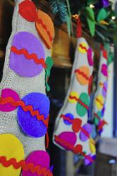 Lots of Spots Stockings