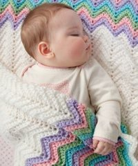 How to Crochet a Blanket for Infants & Toddlers: 11 Crochet Afghan Patterns