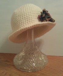 One Skein Brim Hat