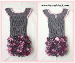 Sashay Ruffles Toddler Dress