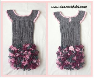 Sashay Ruffles Toddler Dress