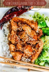 Easy General Tso's Chicken Recipe