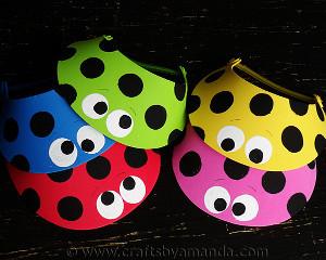 Shady Ladybug Crafts