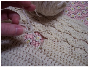 How To Repair a Crocheted Blanket