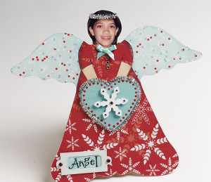 Personalized Angel Doll