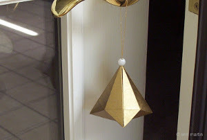 Paper Bell Ornament | AllFreeChristmasCrafts.com