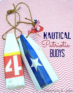 No Fuss Nautical Buoys