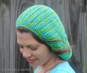 Sea Breeze Summer Slouch Hat